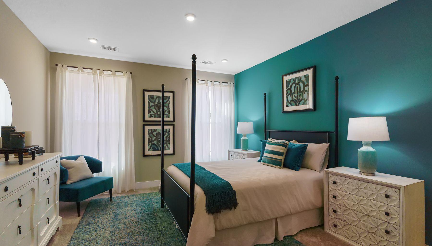 Bedroom featured in the Summit By Dan Ryan Builders in Greenville-Spartanburg, SC