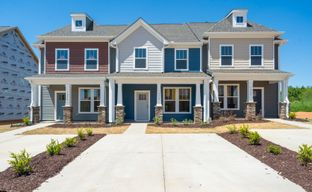 Tyger Ridge by Dan Ryan Builders in Greenville-Spartanburg South Carolina