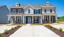 Trailside at Drayton Mills by Dan Ryan Builders in Greenville-Spartanburg South Carolina