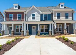 Churchill - Trailside at Drayton Mills: Spartanburg, South Carolina - Dan Ryan Builders