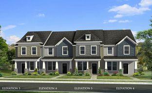 Monte Vista by Dan Ryan Builders in Greenville-Spartanburg South Carolina
