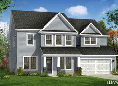 Stonehaven - Anderson Grant: Woodruff, South Carolina - Dan Ryan Builders
