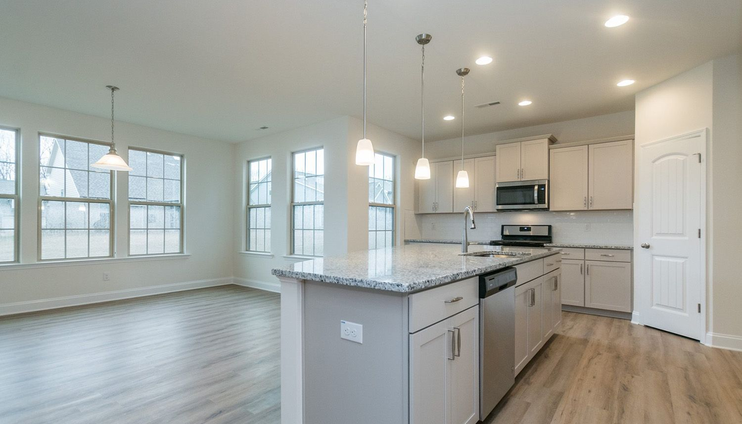 Kitchen featured in the Arlington By Dan Ryan Builders in Greenville-Spartanburg, SC
