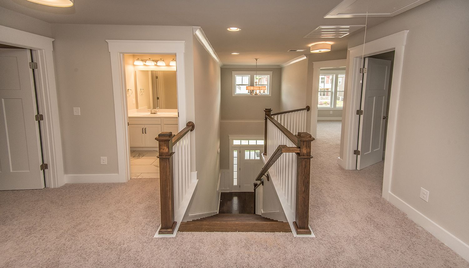 Living Area featured in the Middleton By Dan Ryan Builders in Greenville-Spartanburg, SC