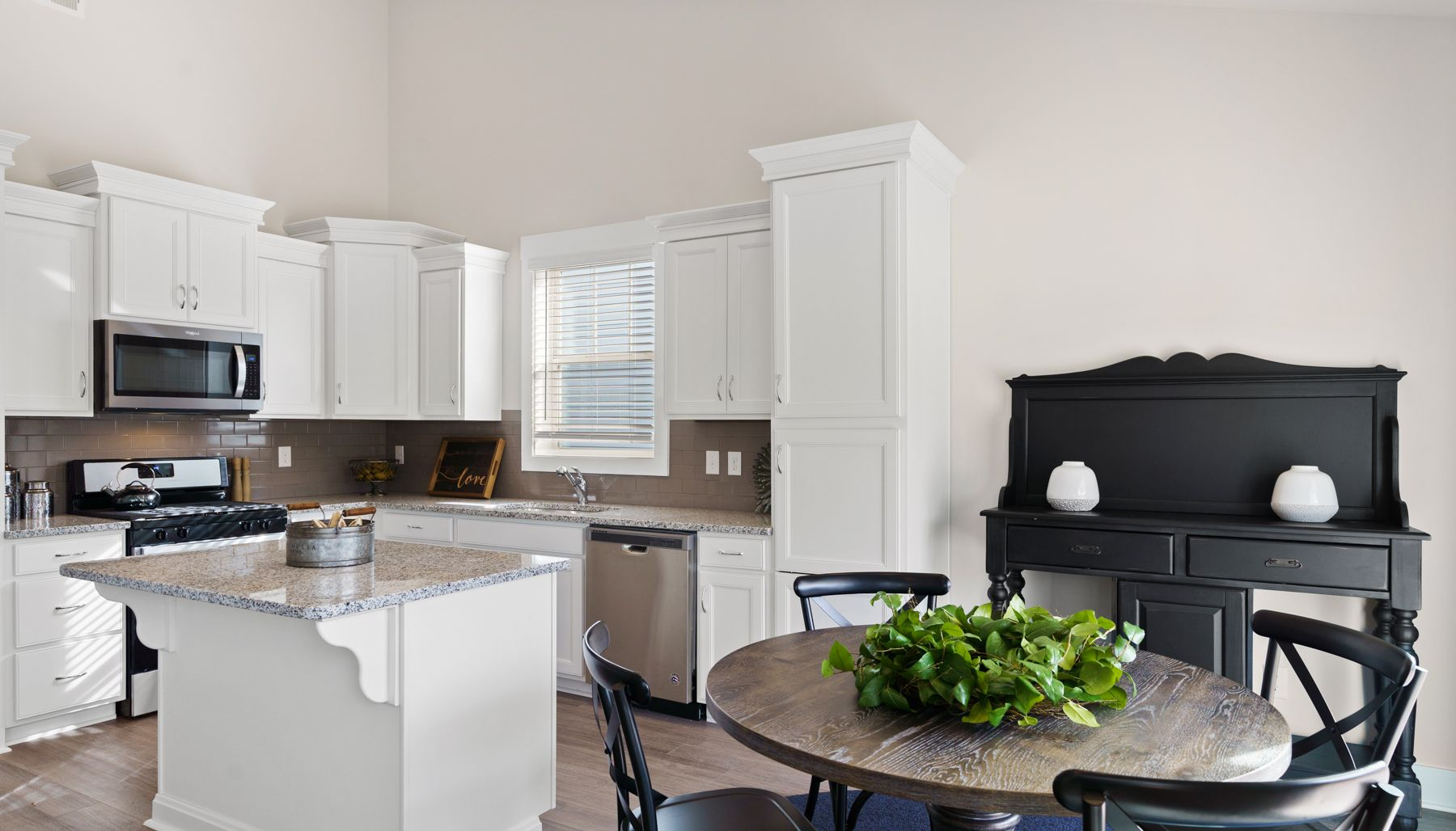 Kitchen featured in the Parker By Dan Ryan Builders in Greenville-Spartanburg, SC