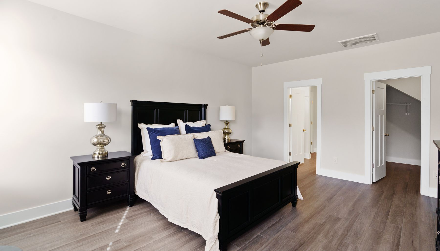 Bedroom featured in the Parker By Dan Ryan Builders in Greenville-Spartanburg, SC