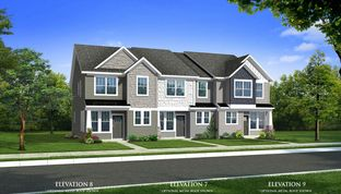 Rochester - Trailside at Drayton Mills: Spartanburg, South Carolina - Dan Ryan Builders