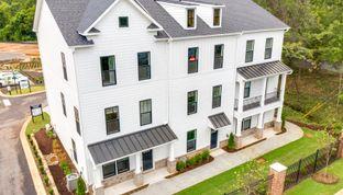 Landon - Mills Mill Reserve: Greenville, South Carolina - Dan Ryan Builders