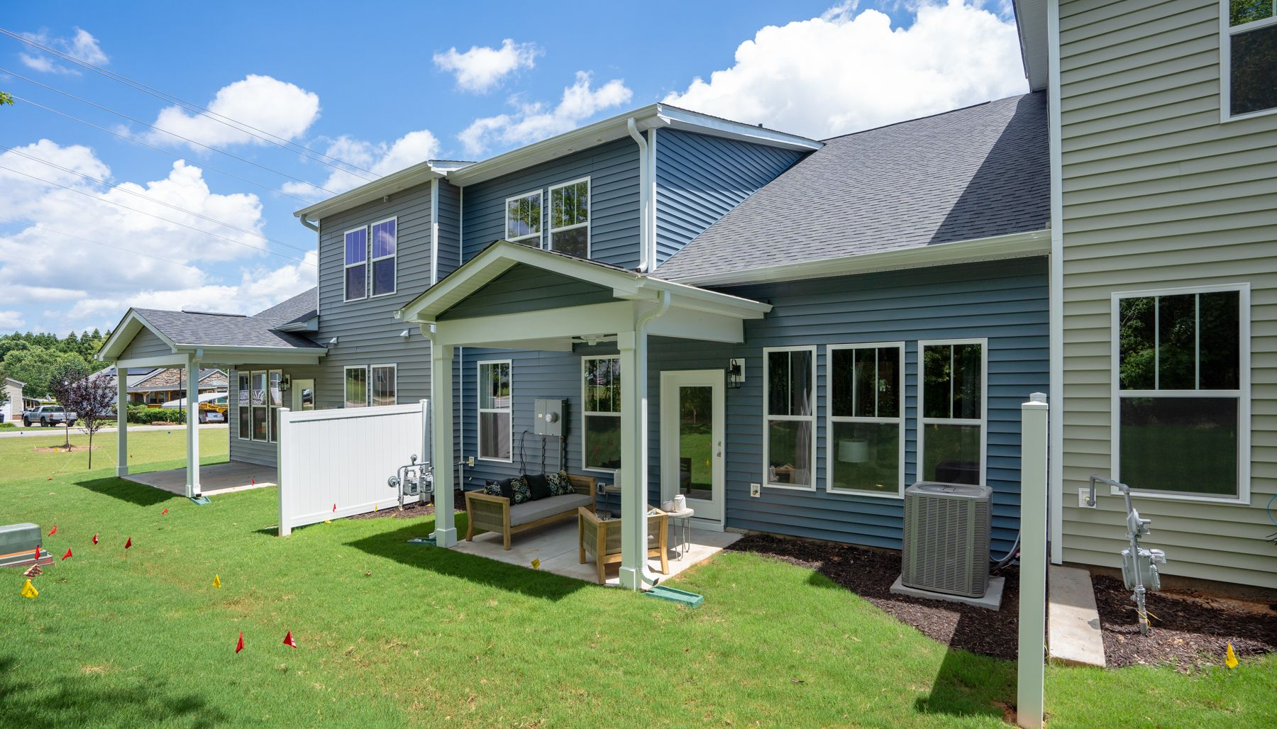 Exterior featured in the Summit By Dan Ryan Builders in Greenville-Spartanburg, SC