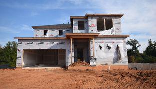 Drayton - The Village at Anderson Mill: Moore, South Carolina - Dan Ryan Builders