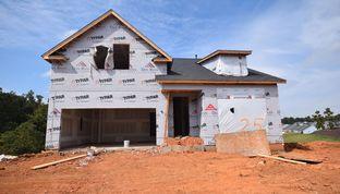 Cooper 3 - The Village at Anderson Mill: Moore, South Carolina - Dan Ryan Builders