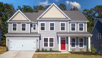 Anderson Grant by Dan Ryan Builders in Greenville-Spartanburg South Carolina