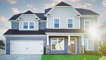 Breckenridge by Dan Ryan Builders in Greenville-Spartanburg South Carolina