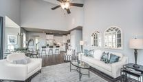 Camden Cottages by Dan Ryan Builders in Greenville-Spartanburg South Carolina
