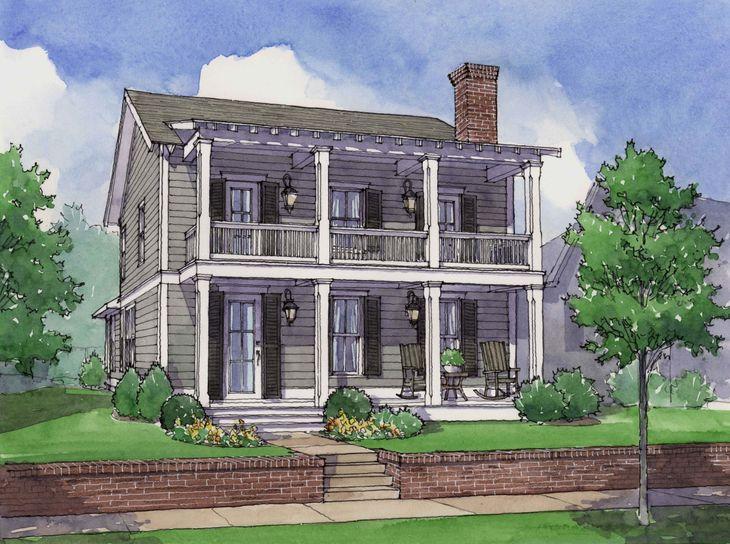 The Jefferson Elevation