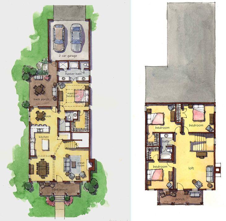 The Adamson Floor Plan