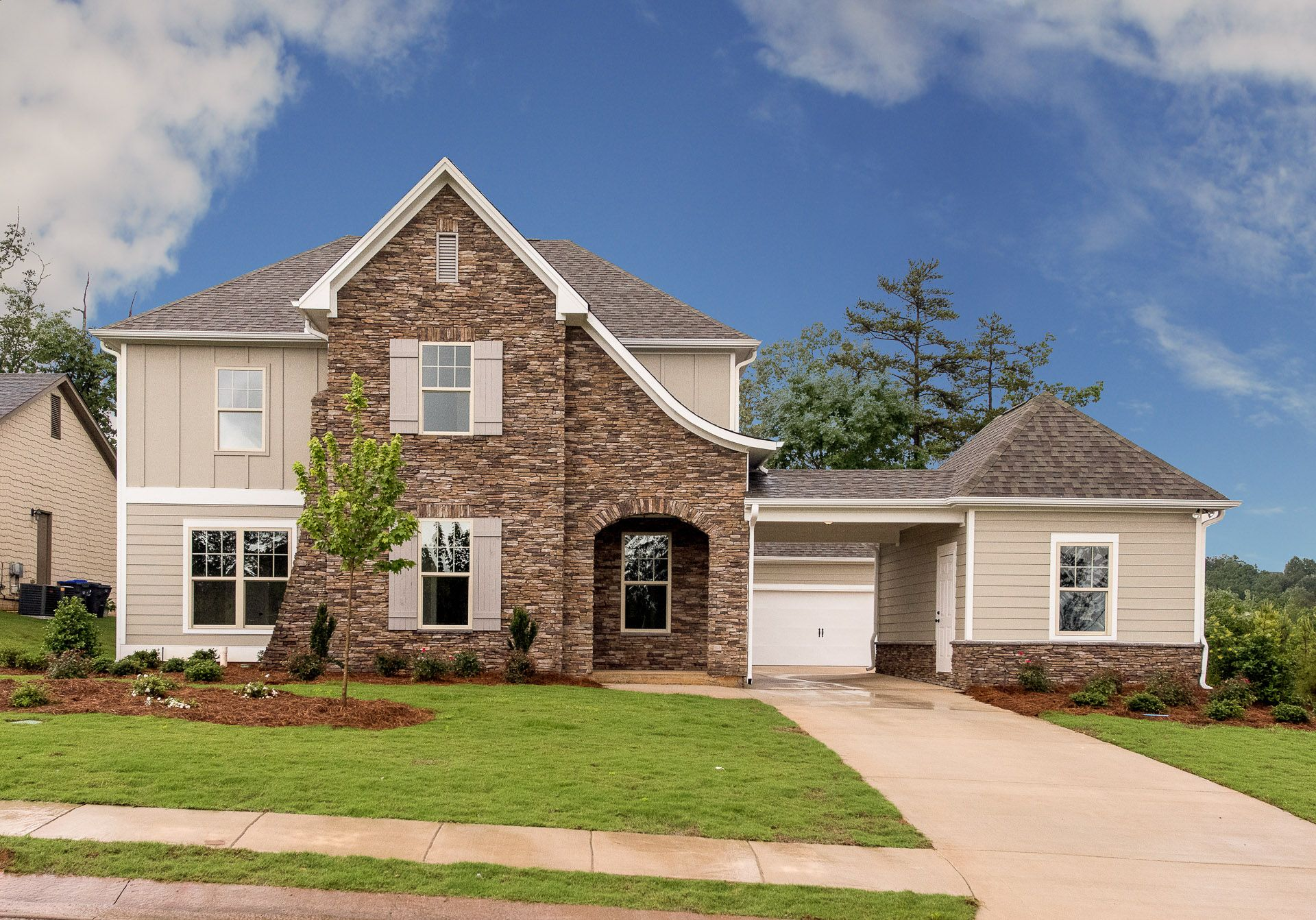 Search moody new homes find new construction in moody al for Home builders alabama