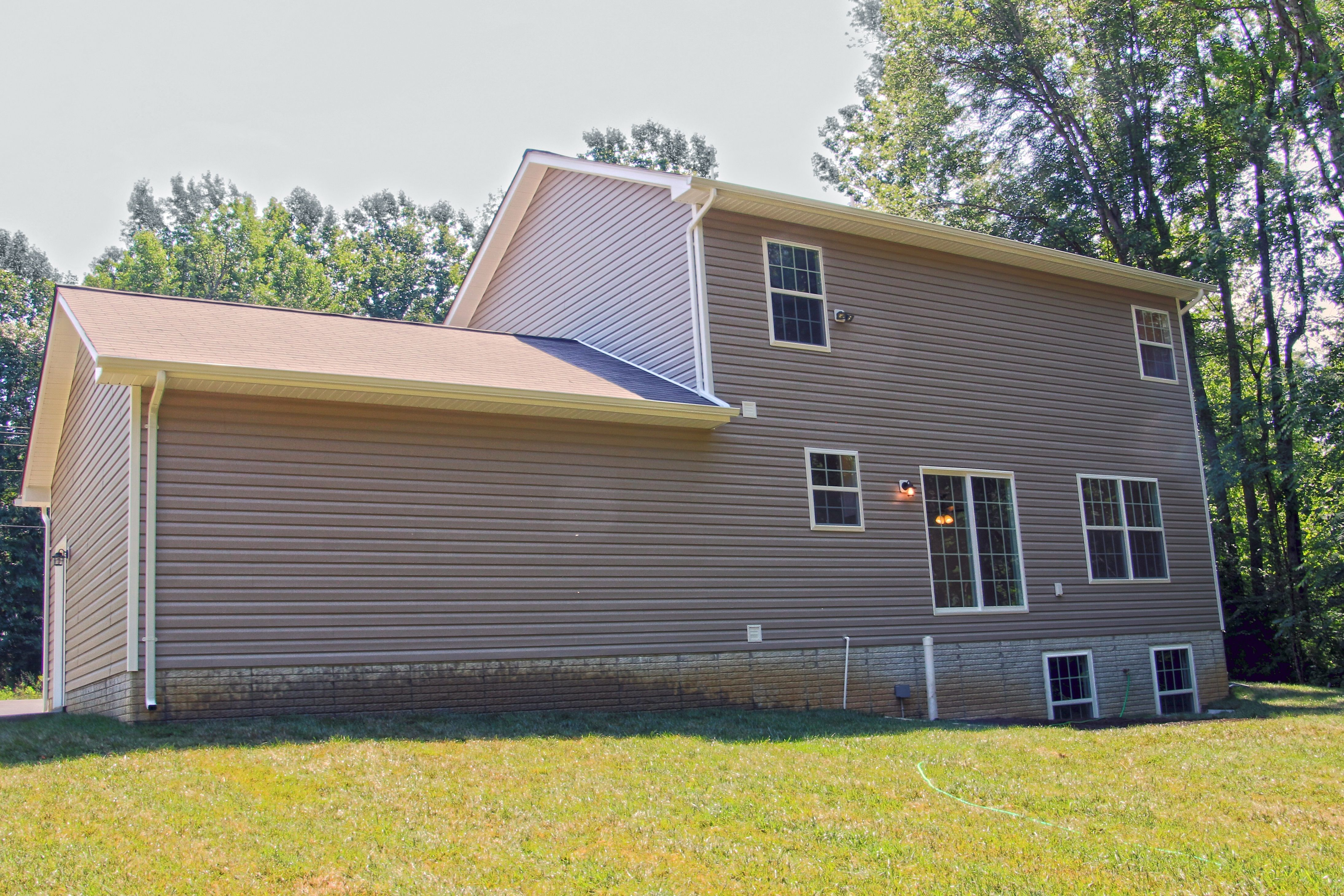Exterior featured in the Brewer By Dannex Construction in Washington, VA