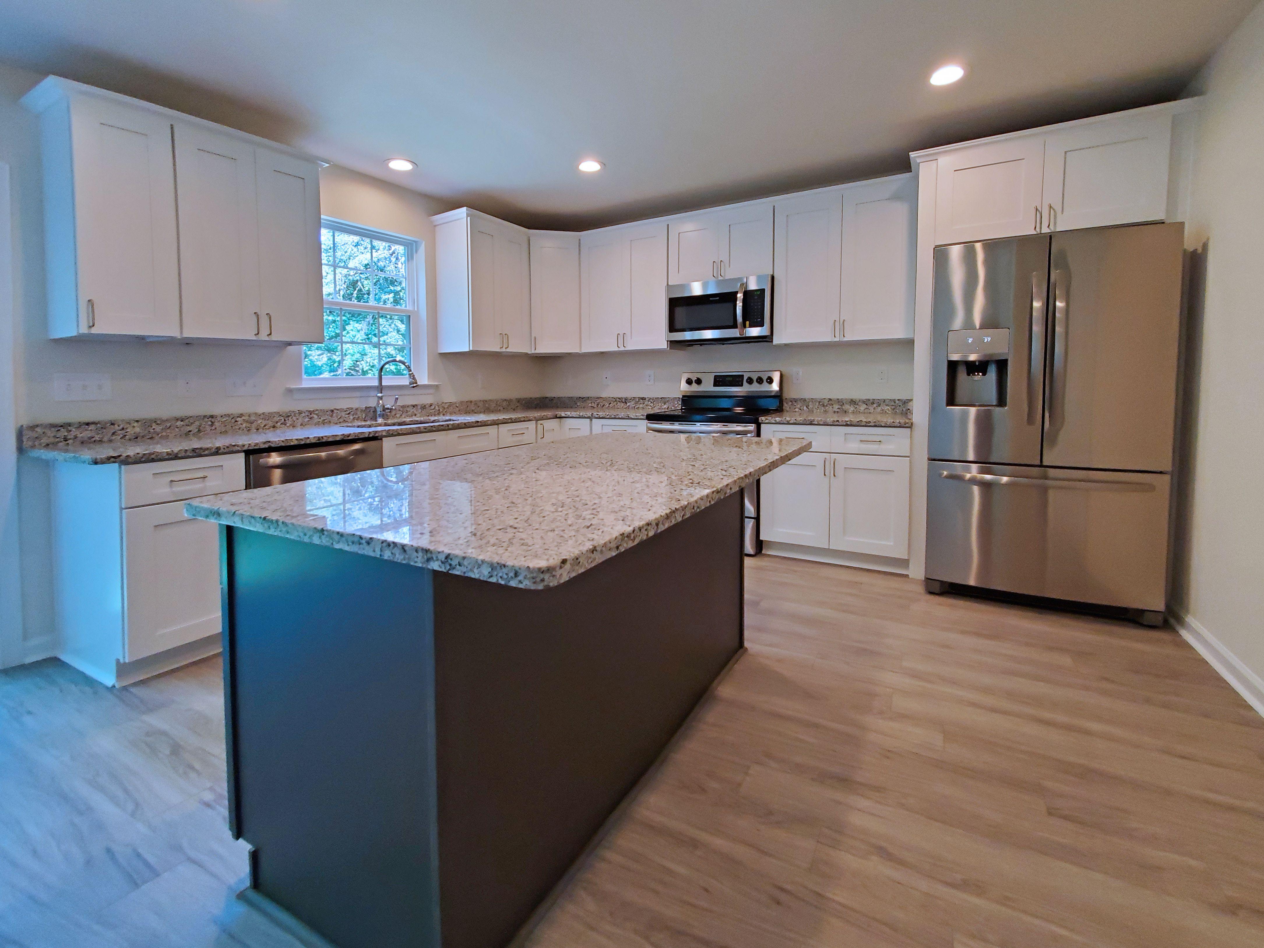 Kitchen featured in the Brewer By Dannex Construction in Washington, VA