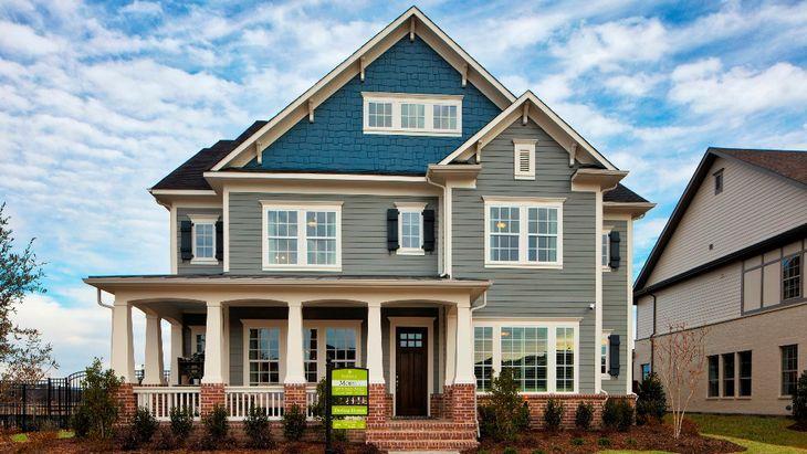 Tucker Hill - 56' Homesites,75071