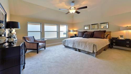 Bedroom-in-1025 Plan-at-Canals at Grand Park - 40' Homesites-in-Frisco