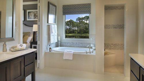 Bathroom-in-5040 Plan-at-Bering Heights at Parkside - 60' Homesites-in-Irving