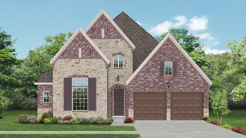 Bonterra At Cross Creek Ranch   60u0027 Homesites By Darling Homes In Houston  Texas
