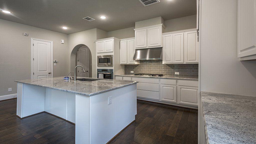 Kitchen-in-5126-at-Bonterra at Cross Creek Ranch - 60' Homesites-in-Fulshear