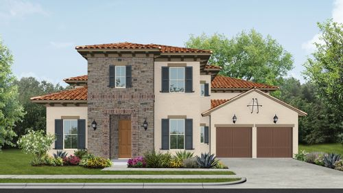 The Woodlands Creekside 65s Smooth Stream By Darling Homes In Houston Texas