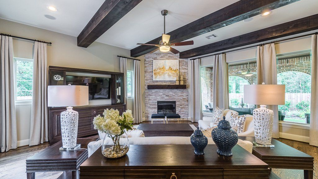 Greatroom-in-6787-at-Riverstone, Avalon - 65' Homesites-in-Sugar Land
