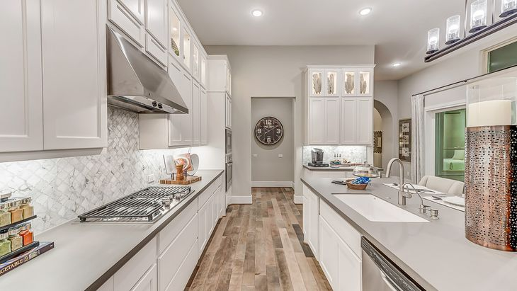 The Woodlands Creekside 55S Cassena Grove In TX New Homes Floor Plans By Darling