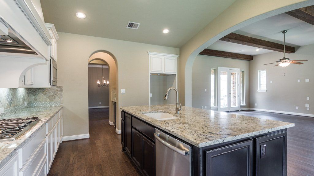 Kitchen-in-6786-at-Woodforest - 65' Patio Homesites-in-Montgomery