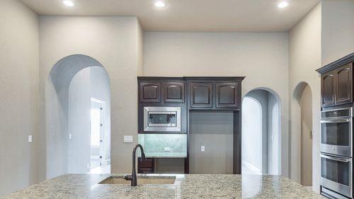 Kitchen-in-5635 Plan-at-Lakewood at Brookhollow - 60' Homesites-in-Prosper