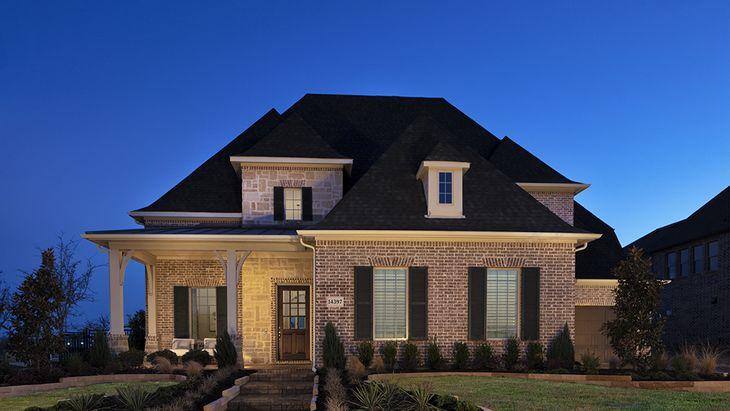 Estates at Shaddock Park - 74' Homesites,75035