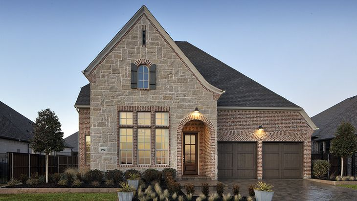 Lakewood at Brookhollow - 55' Homesites,75078