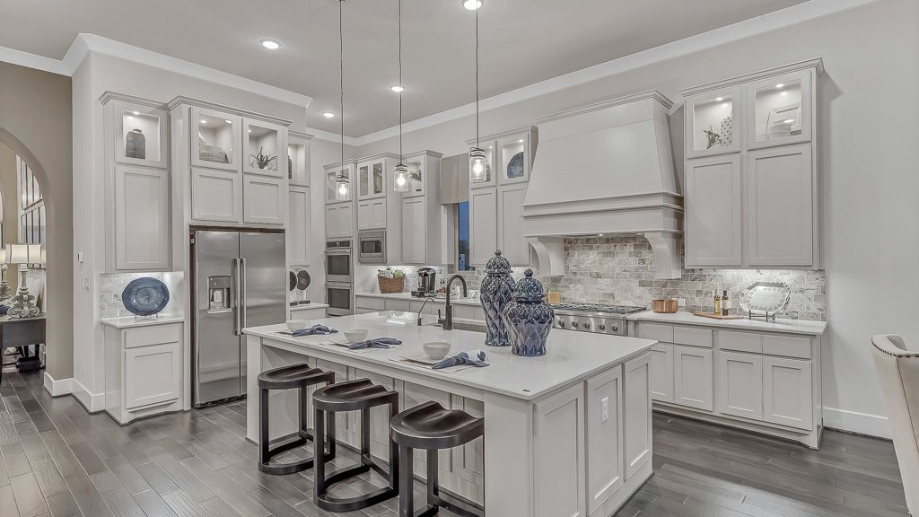 Kitchen-in-6744-at-Grand Central Park - 65' Patio Homesites-in-Conroe