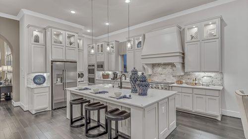 Kitchen-in-6744-at-Woodforest - 65' Patio Homesites-in-Montgomery