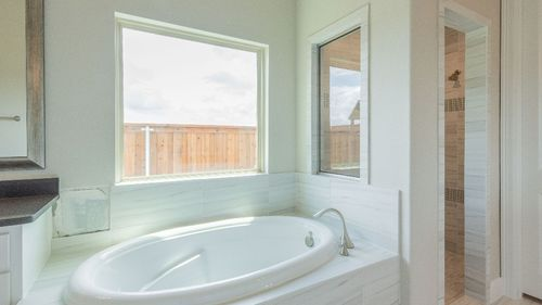Bathroom-in-5086 Plan-at-Bering Heights at Parkside - 60' Homesites-in-Irving