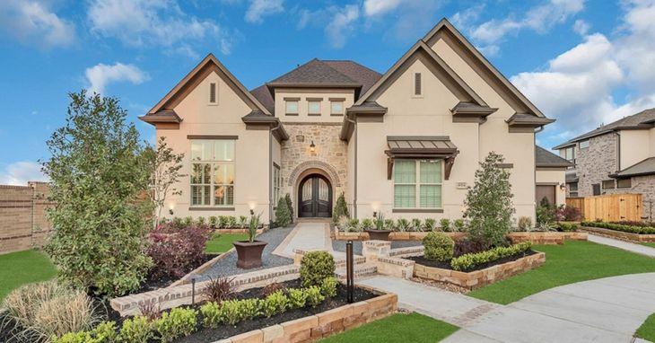 Bridgeland, Parkland Village - 80' Homesites,77433