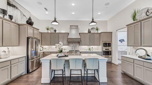 Kitchen-in-5136-at-Bonterra at Cross Creek Ranch - 60' Homesites-in-Fulshear