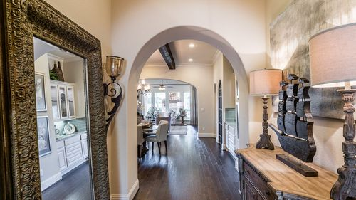 Stairway-in-6745-at-Woodforest - 65' Patio Homesites-in-Montgomery
