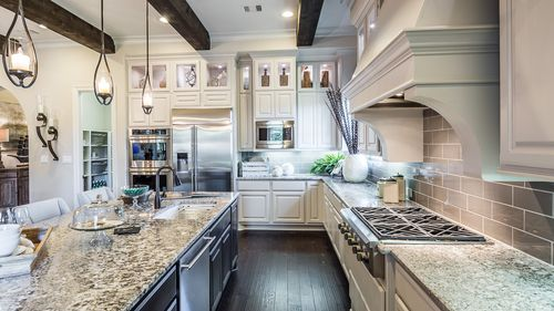 Kitchen-in-6745-at-Woodforest - 65' Patio Homesites-in-Montgomery
