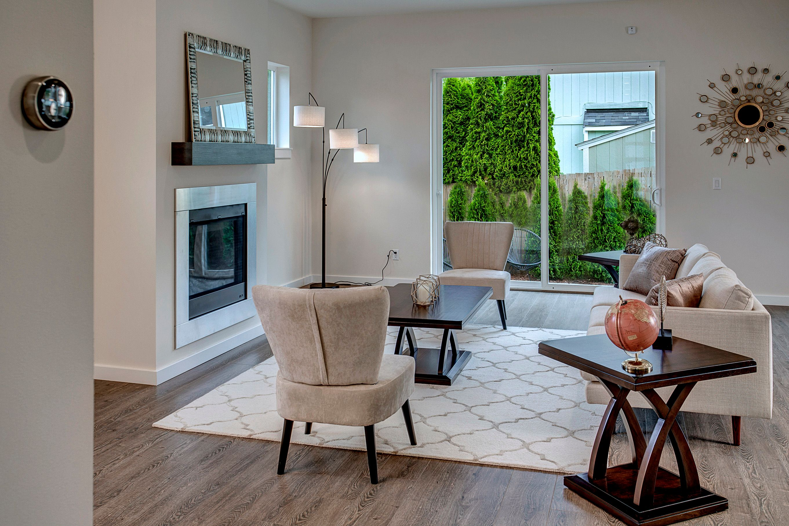 Living Area featured in the Maple By Datta Homes in Seattle-Bellevue, WA