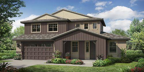 Highgate Seven Oaks By Dave Packer Homes In Bakersfield California