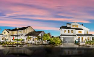 Delta Coves by Davidson Communities in Oakland-Alameda California