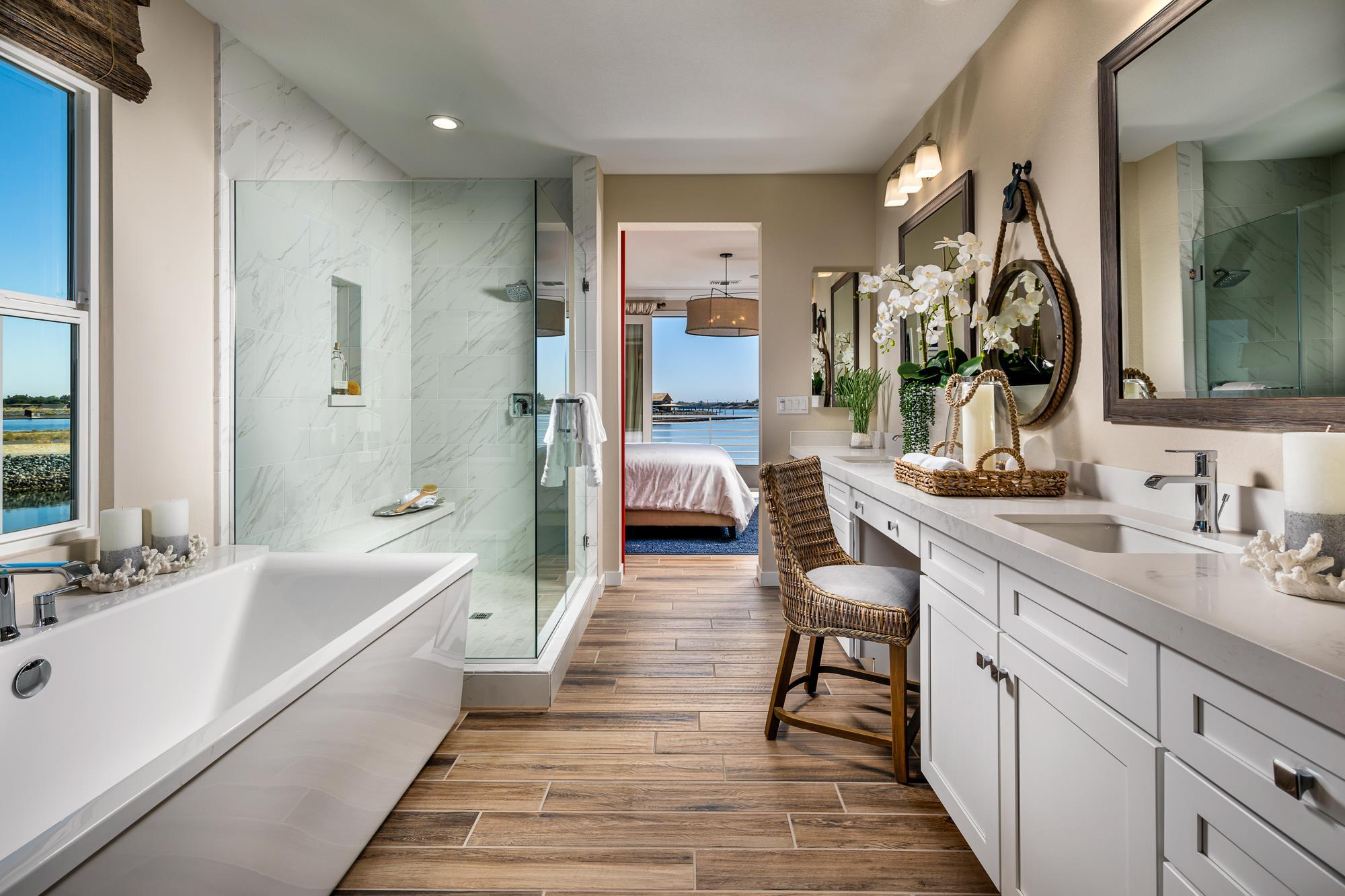 Bathroom featured in The Retreat By Davidson Communities in Oakland-Alameda, CA