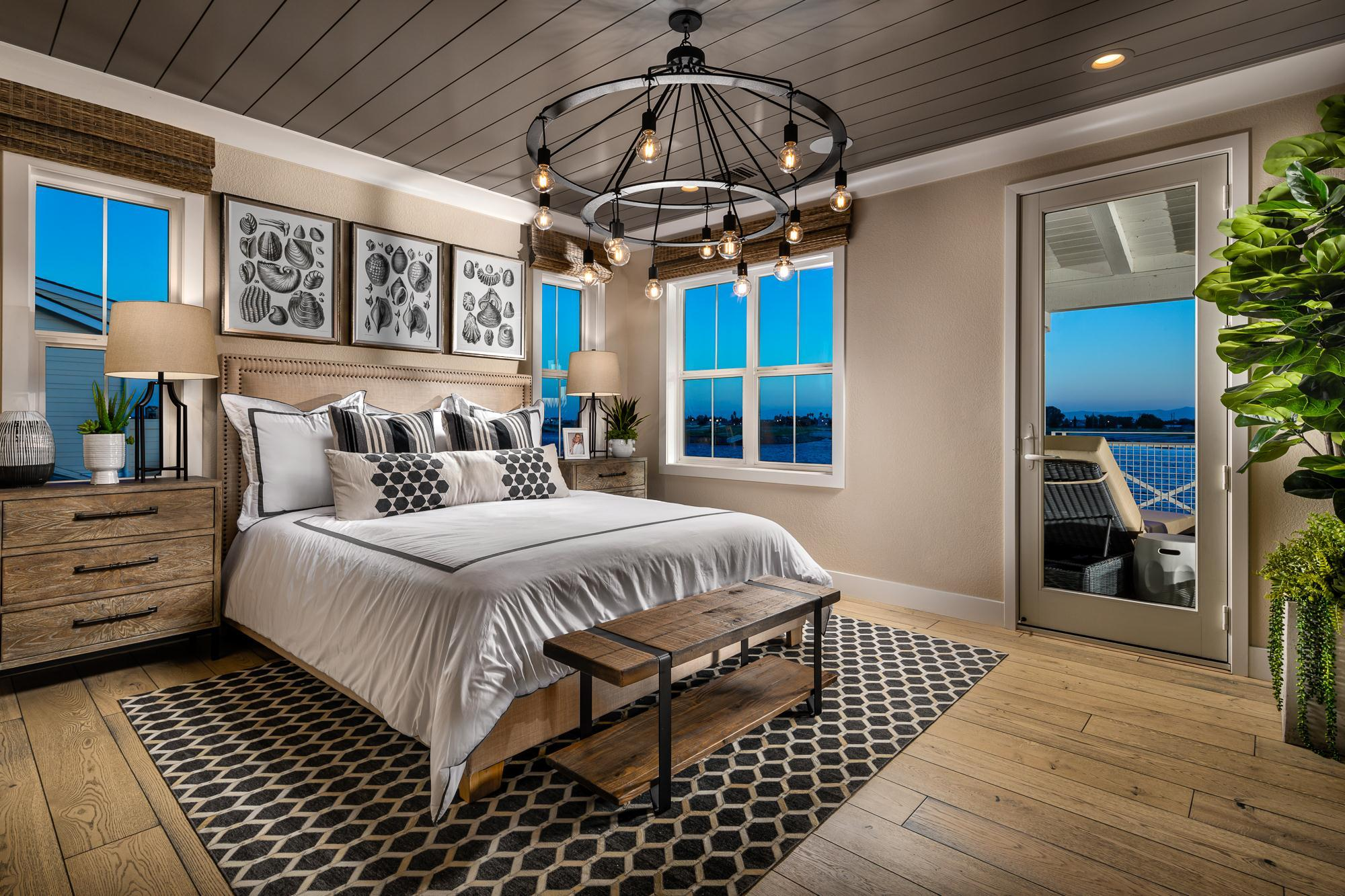 Bedroom featured in The Edgewater By Davidson Communities in Oakland-Alameda, CA