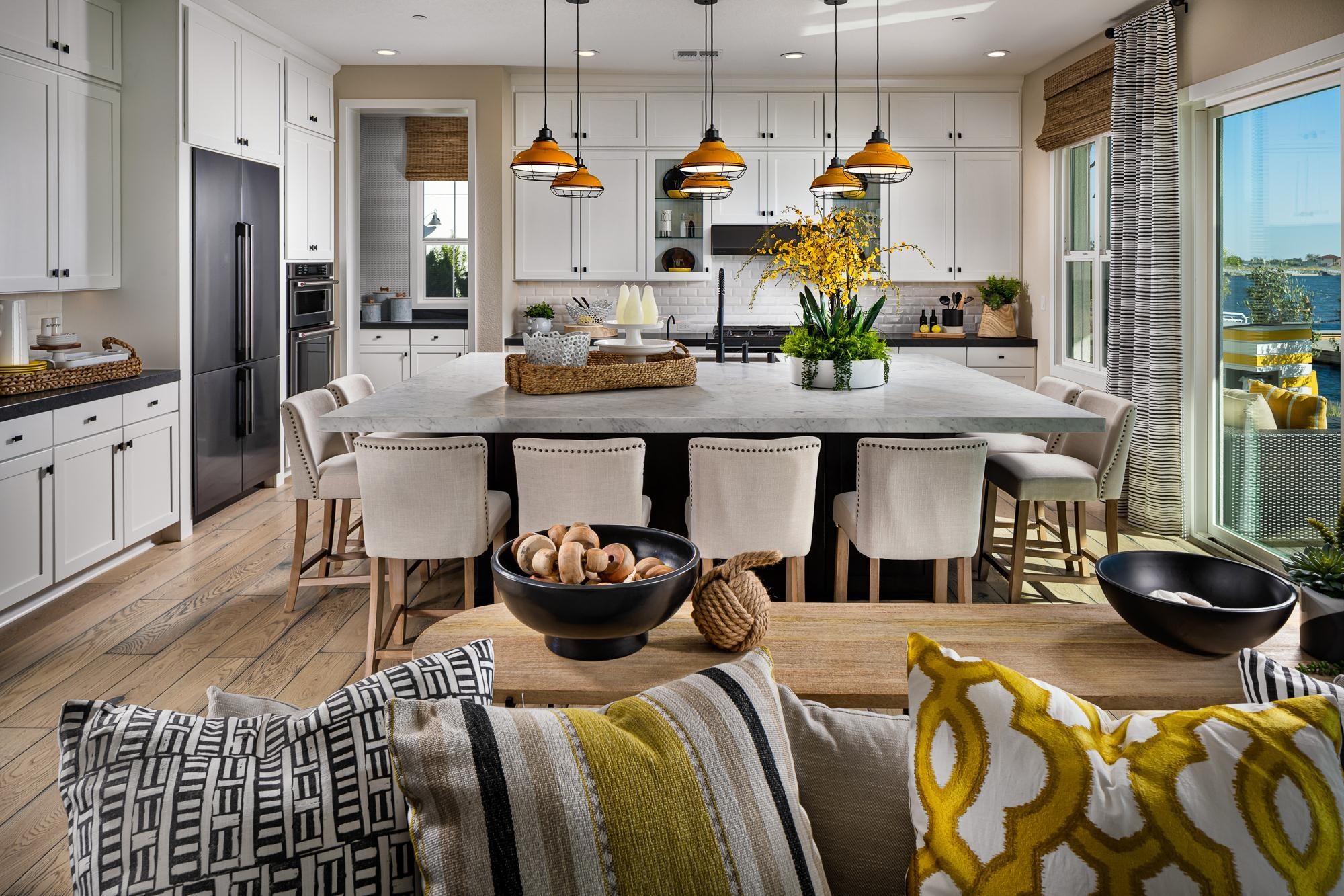 Kitchen featured in The Edgewater By Davidson Communities in Oakland-Alameda, CA