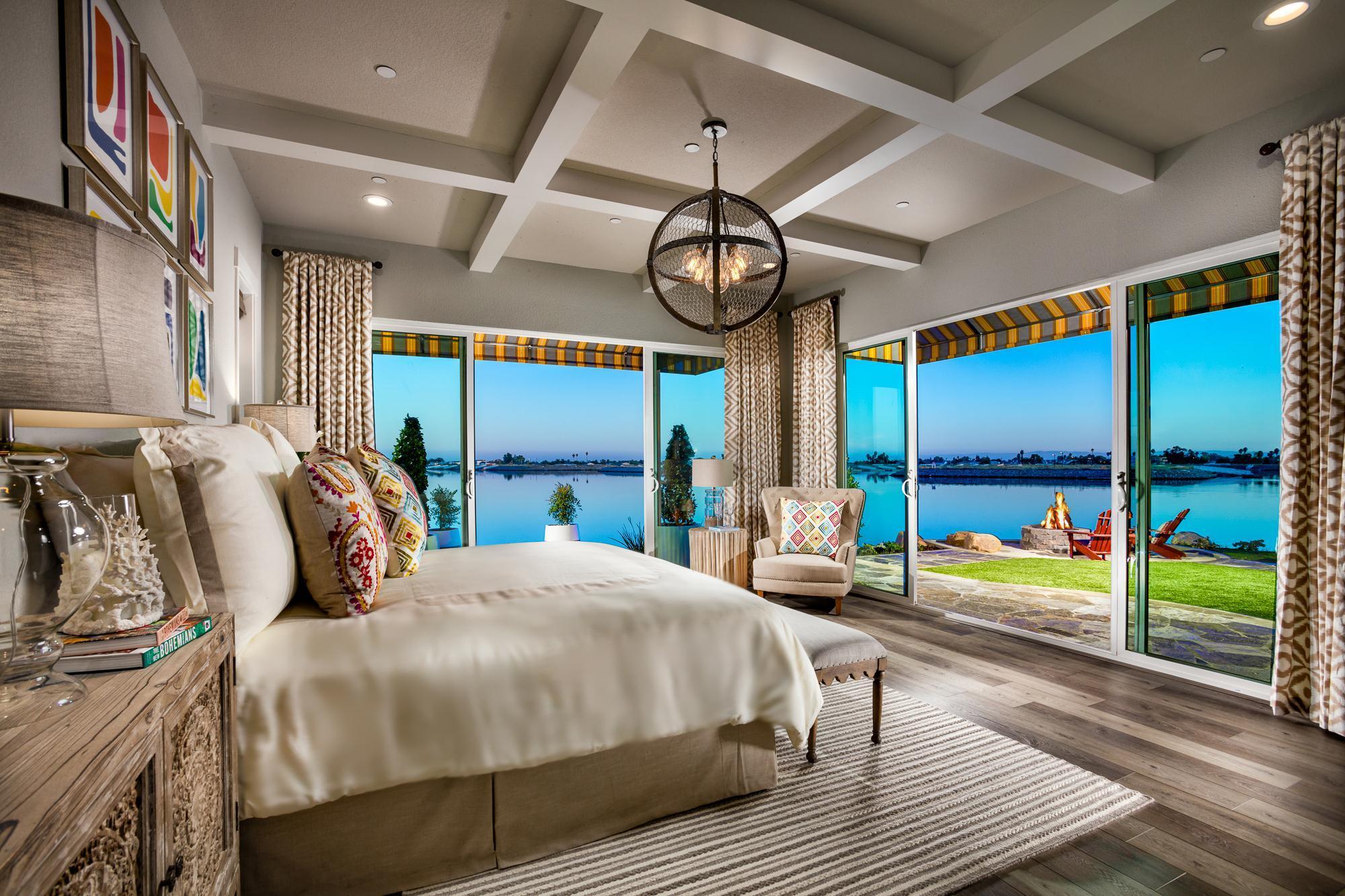 Bedroom featured in The Shoreline By Davidson Communities in Oakland-Alameda, CA