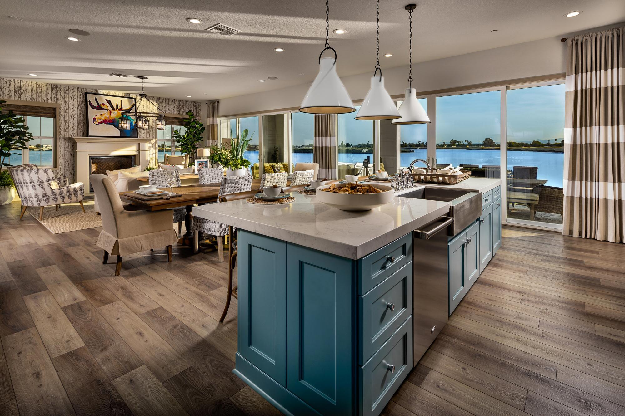 Kitchen featured in The Shoreline By Davidson Communities in Oakland-Alameda, CA